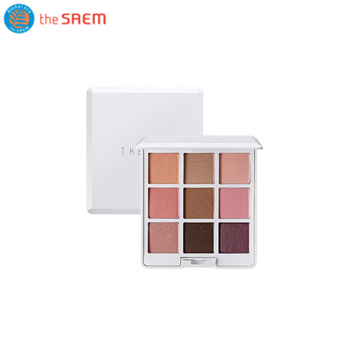 THE SAEM THE HAM EYESHADOW PALETTE 16g,THE SAEM