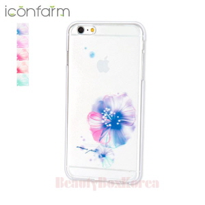ICONFARM 5Items Amor Air Jelly Phone Case,ICONFARM
