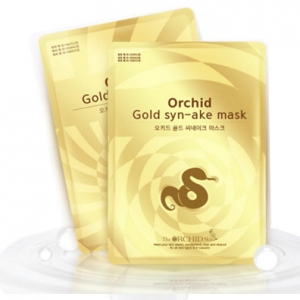 THE ORCHID SKIN Orchid Gold Synake Mask 25ml,THE ORCHID SKIN
