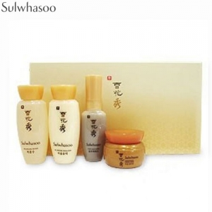 [mini] SULWHASOO Basic Kit (4 Items),SULWHASOO