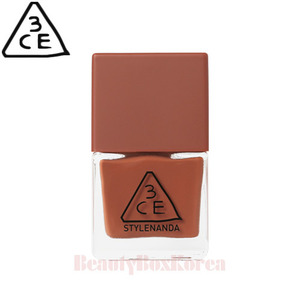 STYLENANDA 3CE Mood Recipe Long Lasting Nail Lacquer 10ml,3CE