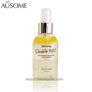 AUSOME Hydrating Double Mist 120ml,AUSOME