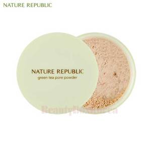 NATURE REPUBLIC Botanical Green Tea Pore Powder 5g,NATURE REPUBLIC
