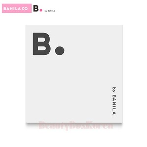 B BY BANILA Eyecrush Shadow Palette 1.6g*4,B.by Banila