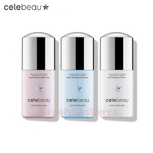 CELEBEAU Glow Serum Base SPF15 PA+ 30ml,celebeau