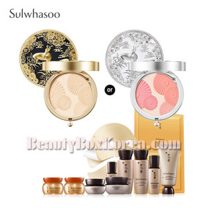 SULWHASOO Shine Classic Powder Compact Set 12items[Limited Edition],SULWHASOO