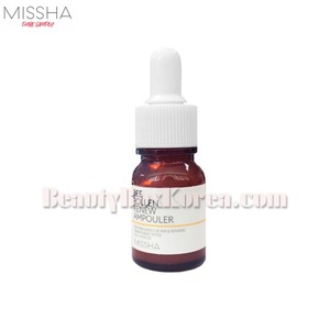 [mini]MISSHA Bee Pollen Renew Ampouler 10ml,MISSHA