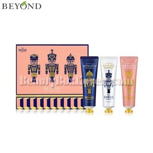 BEYOND Classic Hand Cream Set 3items[Disney Holiday Edition],BEYOND