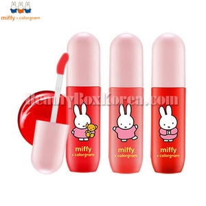 COLORGRAM MIFFY Thunder Ball Tint Meringue 4.5g,COLORGRAM