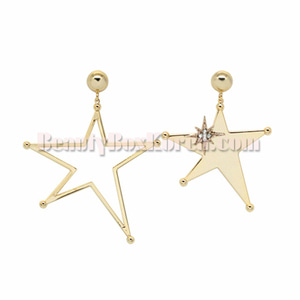 BLUE JEALOUSY Happiness Star Earring,Other Brand