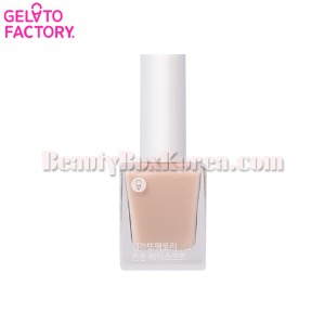 GELATO FACTORY Shield Base Coat 1ea,GELATO FACTORY