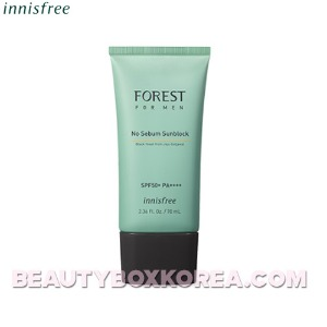 INNISFREE Forest for Men No Sebum Sunblock SPF50+ PA++++ 70ml,INNISFREE