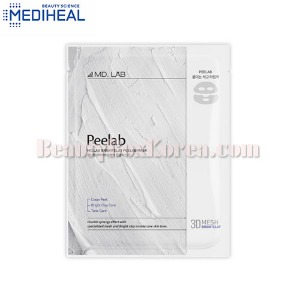 MEDIHEAL Md. Lab BrightClay Peelab Mask 17g,MEDIHEAL