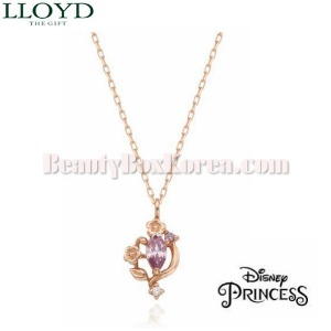 LLOYD Rapunzel Necklace 1ea LNT19030T [LLOYD X DISNEY Princess],Beauty Box Korea