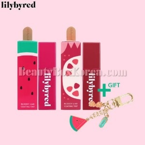 LILYBYRED Bloody Liar Coating Tint 1+1 Set 3items [Ice Cream Limited],Beauty Box Korea