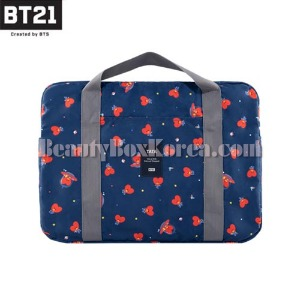 BT21 Easy Carry Folding Bag 1ea [BT21 x MONOPOLY]