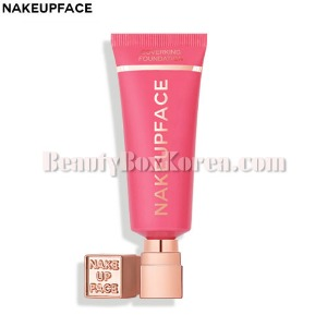 NAKEUP FACE Coverking Foundation 30g