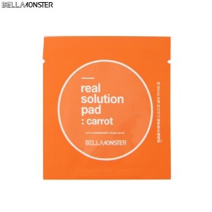 [mini] BELLAMONSTER Solution Pad 2~2.5ml