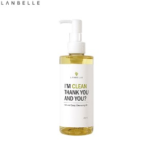 LANBELLE Natural Deep Cleansing Oil 200ml