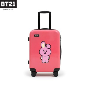 "BT21 Luggage Basic 20"" 1ea [BT21 x MONOPOLY]"