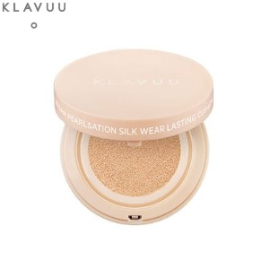KLAVUU Urban Pearlsation Silk Wear Lasting Cushion SPF35 PA++ 14g