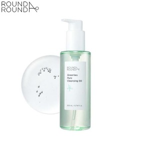 ROUND A ROUND Greentea Pure Cleansing Oil 200ml