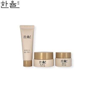 [mini] HANYUL Baek Hwa Goh Anti-Aging Set 3items