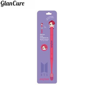 GLAN CURE BTS Figure Toothbrush 1ea [GLAN CURE X BTS]