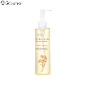 GRUNERSEE Calendula Total Deep Cleansing Oil 200ml