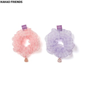 KAKAO FRIENDS Twice Edition Scrunchy 1ea