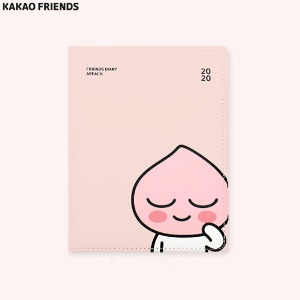 KAKAO FRIENDS 2020 Cover Diary 1ea [KAKAO FRIENDS X FUNNY :D]