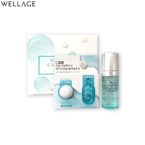 [mini] WELLAGE Real Hyaluronic capsule Kit 2items