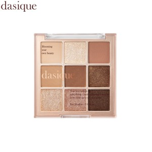 DASIQUE Shadow Palette #01 Sugar Brownie 7.0g