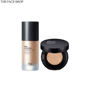 THE FACE SHOP Fmgt Ink Lasting Mini Cushion Special Set 2items