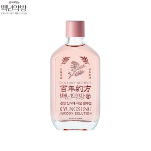 CENTURY RECIPES Kyungsung Jawoon Solution 110ml