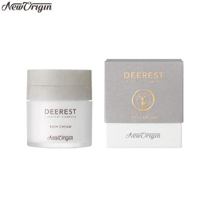 NEW ORIGIN Deerest Deer Milk Rich Cream 55g