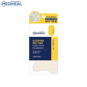 MEDIHEAL Sleeping Melting Nose Pack 3ea