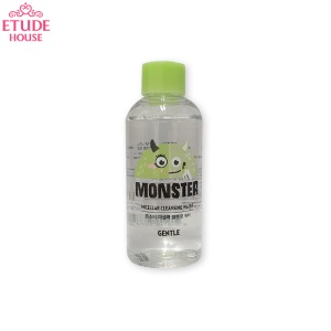[mini] ETUDE HOUSE Monster Micellar Cleansing Water (Gentle) 100ml