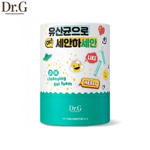 DR.G pH Cleansing Gel Foam 2.5ml*50ea [Limited Edition]