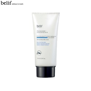 BELIF The True Cream Moisturizing Bomb 75ml (Tube Type)
