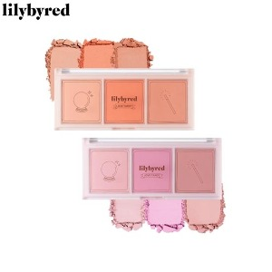 LILYBYRED Love Tarot Blusher Palette 10.8g