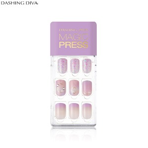 DASHING DIVA Magic Press 1ea [Soft Shine]