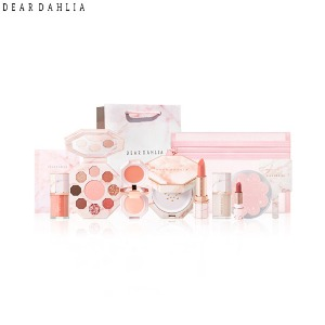 DEAR DAHLIA Secret Garden Palette Collection Set 12items [Blooming Edition]