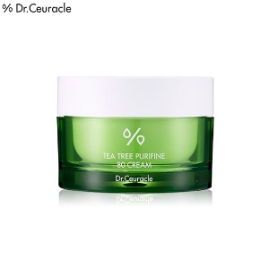 DR.CEURACLE Tea Tree Purifine 80 Cream 50ml