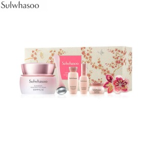 SULWHASOO Bloomstay Vitalizing Eye Cream Set 6items [2020 Spring Collection]