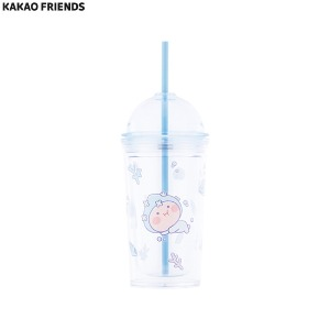 KAKAO FRIENDS Ice Cup-Swimmimg Apeach (450ml) 1ea