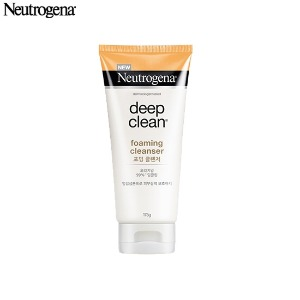 NEUTROGENA Deep Clean Foaming Cleanser 175g