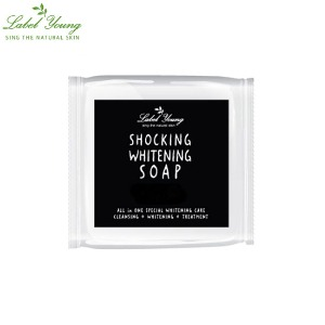 LABELYOUNG Shocking Whitening Soap 100g