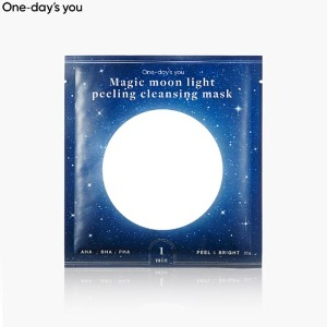 ONE-DAY'S YOU Magic Moon Light Peeling Cleansing Mask 20g*10ea