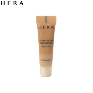 [mini] HERA Glow Lasting Foundation SPF25 PA++ 1ea